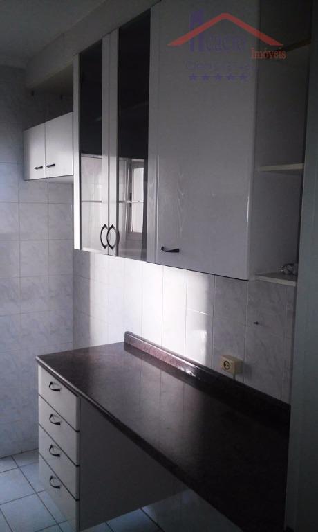Apartamento residencial para locação, São Bernardo, Campinas.