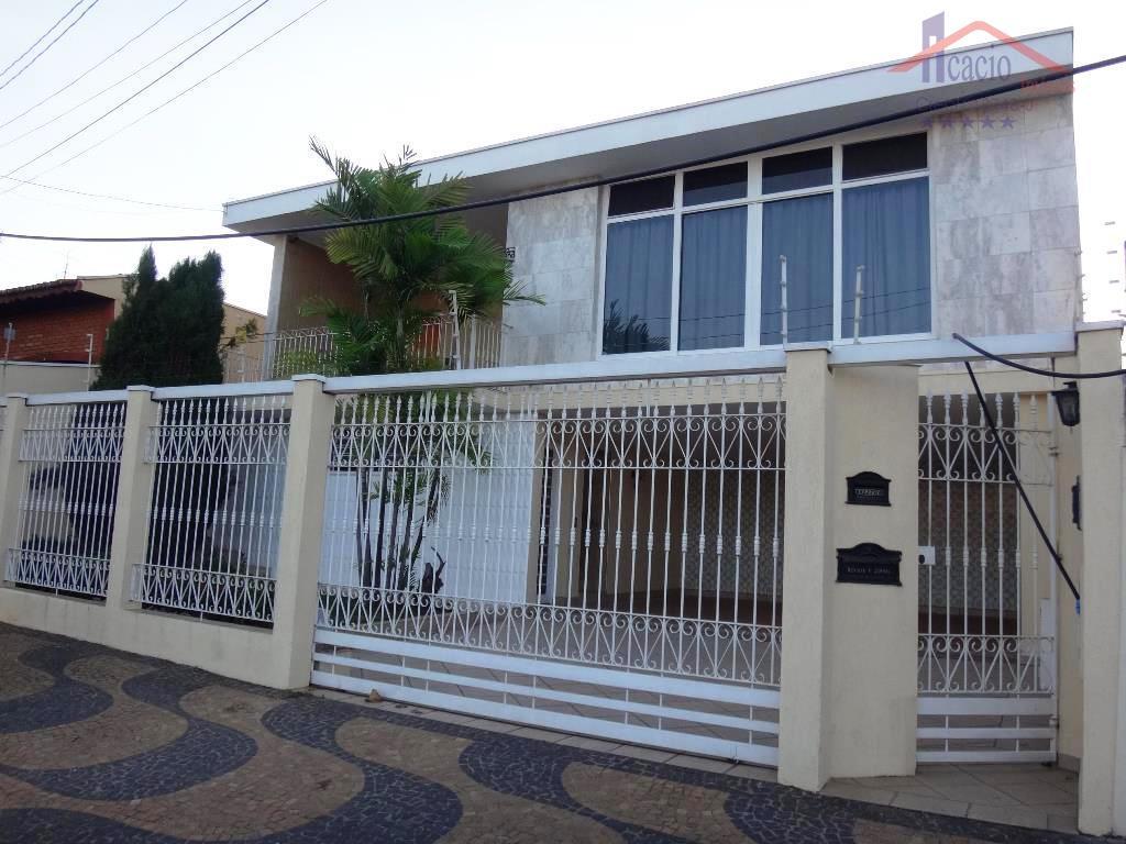 Casa residencial ou comercial à venda, Vila Nogueira, Campinas.
