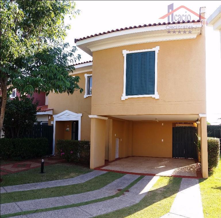 Casa residencial para locação, Alto Taquaral, Campinas.