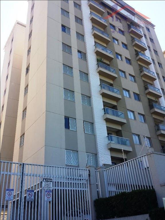 Apartamento residencial para locação, Vila Brandina, Campinas.