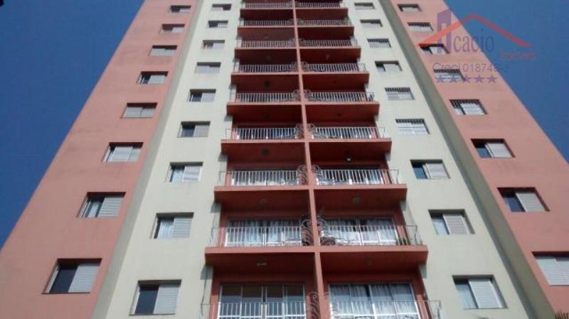 Apartamento residencial à venda em  São Bernardo do Campo, Centro.