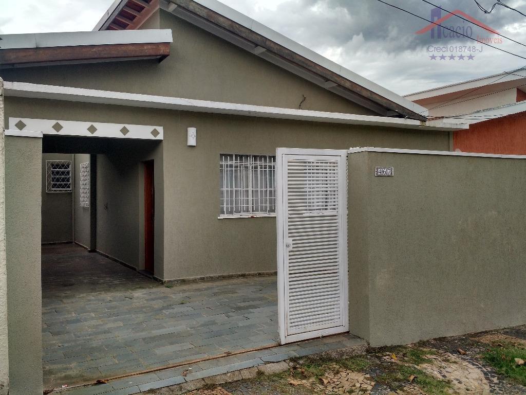 Casa residencial à venda, Jardim Dom Bosco, Campinas.