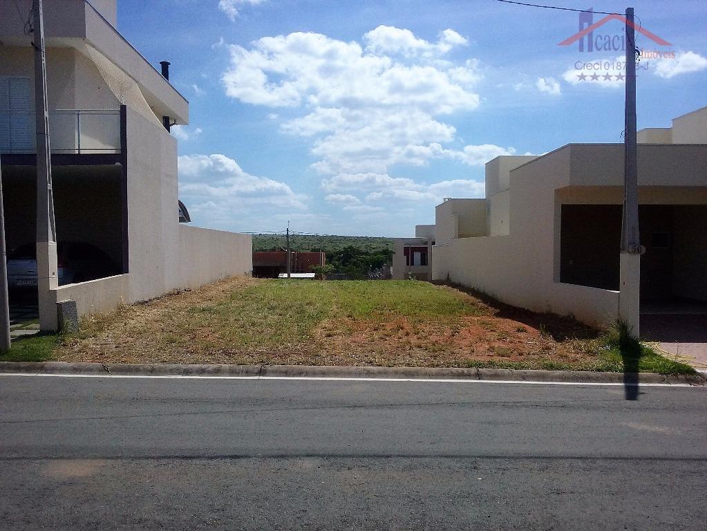 Terreno residencial à venda, Condomínio Jardim de Mônaco, Hortolândia.