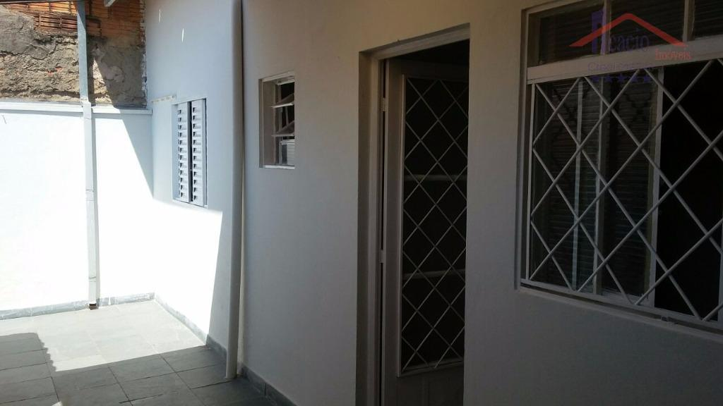 Casa residencial para locação, Parque Ipiranga, Campinas.