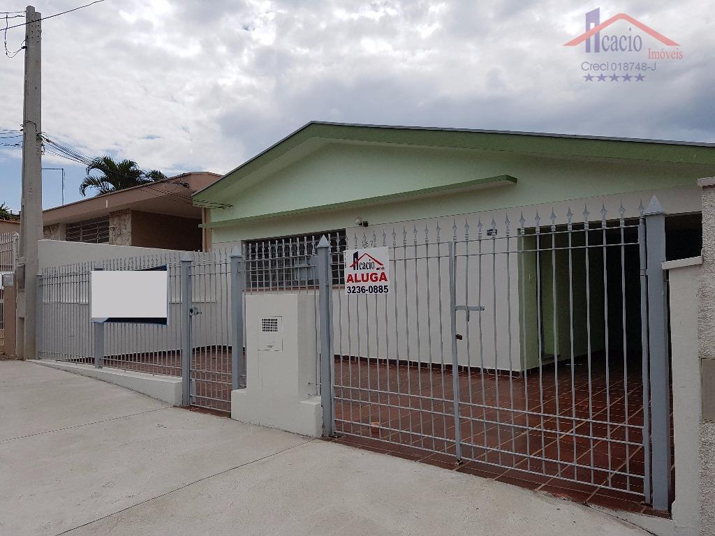 Casa residencial para locação, Jardim Nossa Senhora Auxiliadora, Campinas.