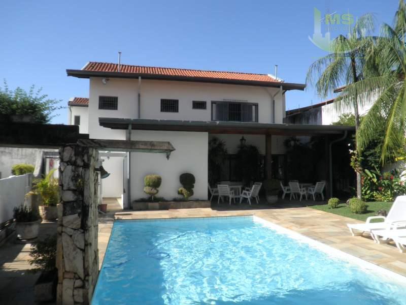 Casa residencial à venda, Parque Nova Campinas, Campinas.