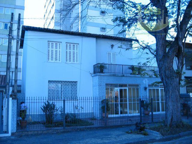 Casa comercial à venda, Cambuí, Campinas.