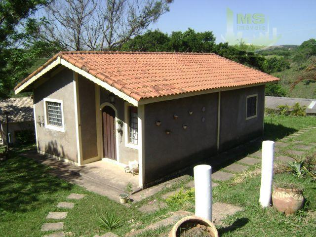 Chácara residencial à venda, Três Pontes, Campinas.