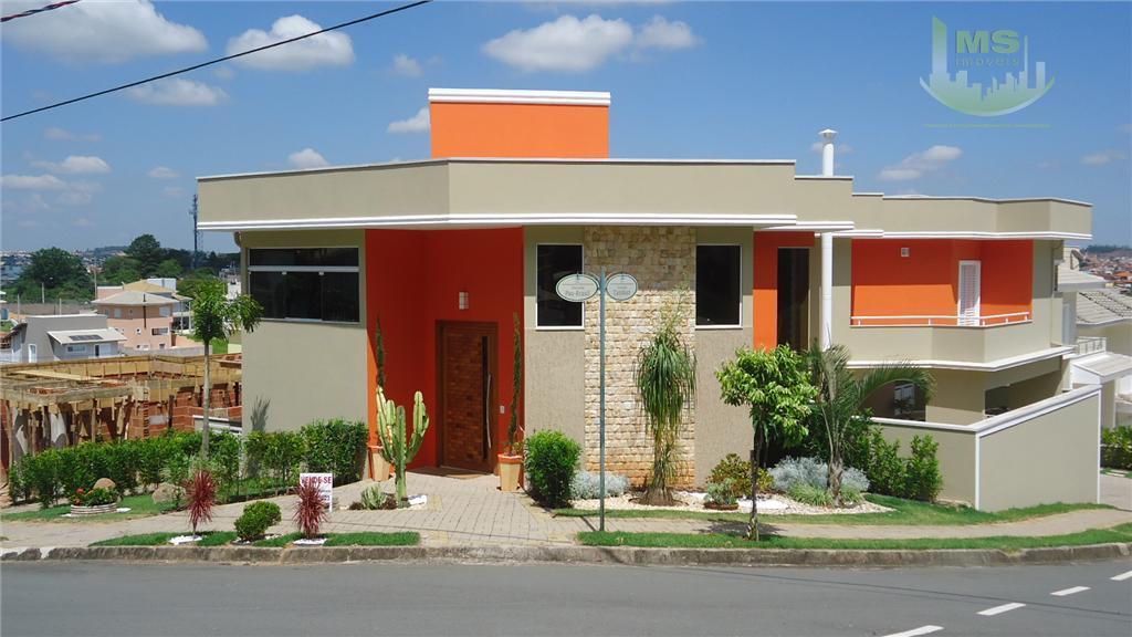 Casa residencial à venda, Jardim Nova Suíça, Valinhos.
