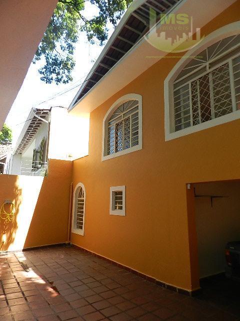 Casa comercial para locação, Chácara da Barra, Campinas.