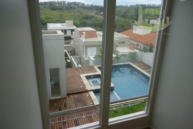 Casa residencial para locação, Alphaville Dom Pedro, Campinas.