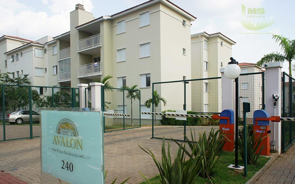 Apartamento residencial à venda, Santa Genebra, Campinas.