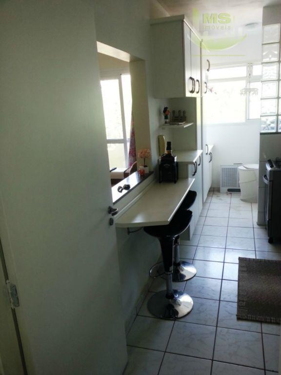 ótimo apartamento - mansões sto antonio - localização privilegiada contendo 02 dormitórios sendo 1 suite (armários,...