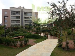 Apartamento residencial para venda e locação, Jardim Madalena, Campinas.