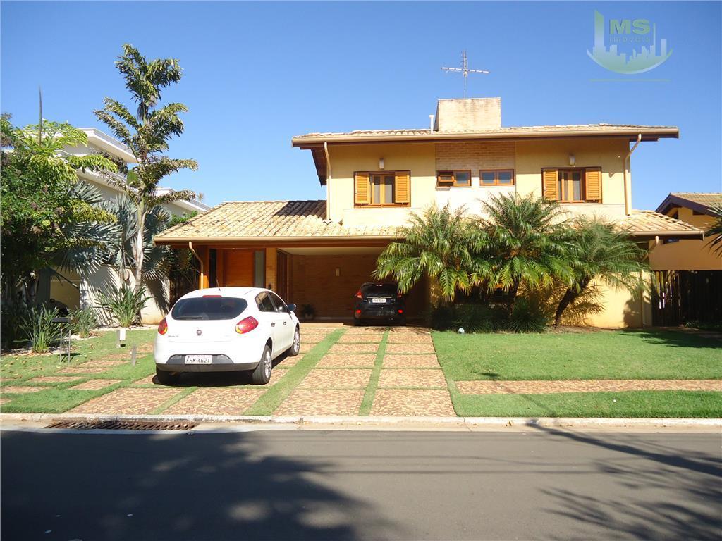 Casa residencial à venda, Alphaville Campinas, Campinas - CA0285.