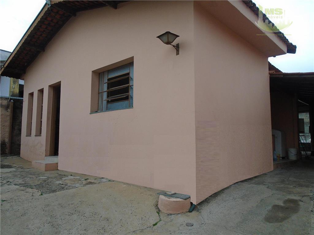 Casa residencial à venda, Vila Nogueira, Campinas - CA0314.