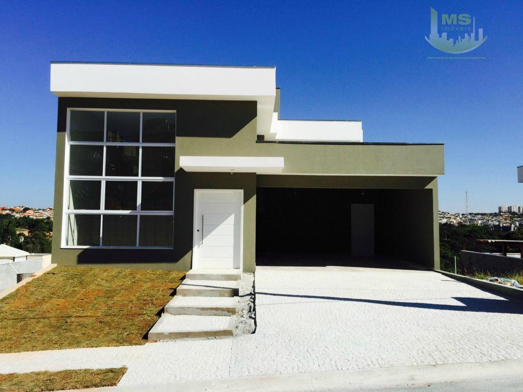 Casa residencial à venda, Santa Cruz, Valinhos - CA0317.