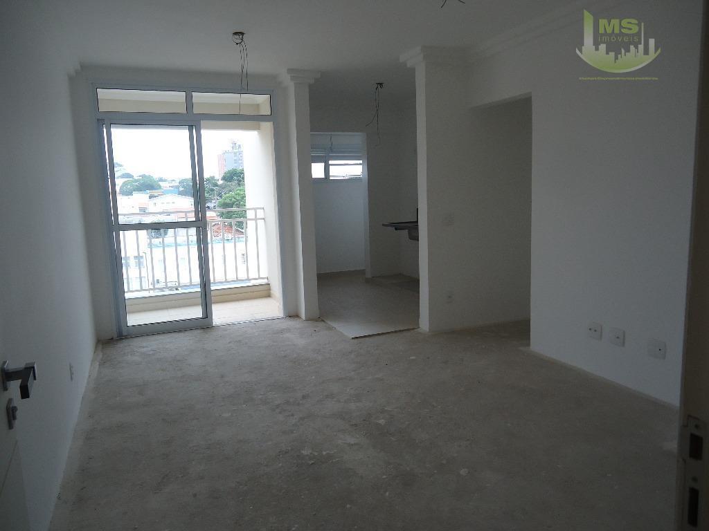 Apartamento residencial à venda, Bonfim, Campinas - AP1093.