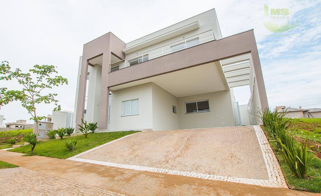 Casa residencial à venda, Loteamento Parque dos Alecrins, Campinas - CA0336.