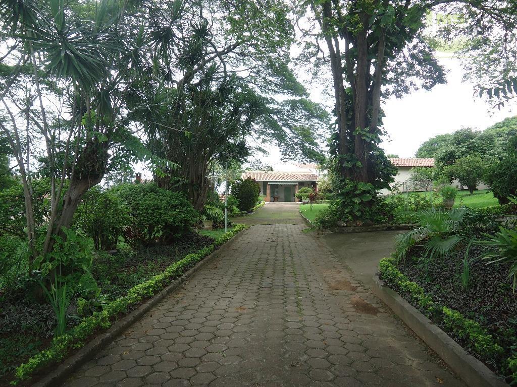 Casa residencial para locação, Vila Boa Esperança, Valinhos - CA0343.