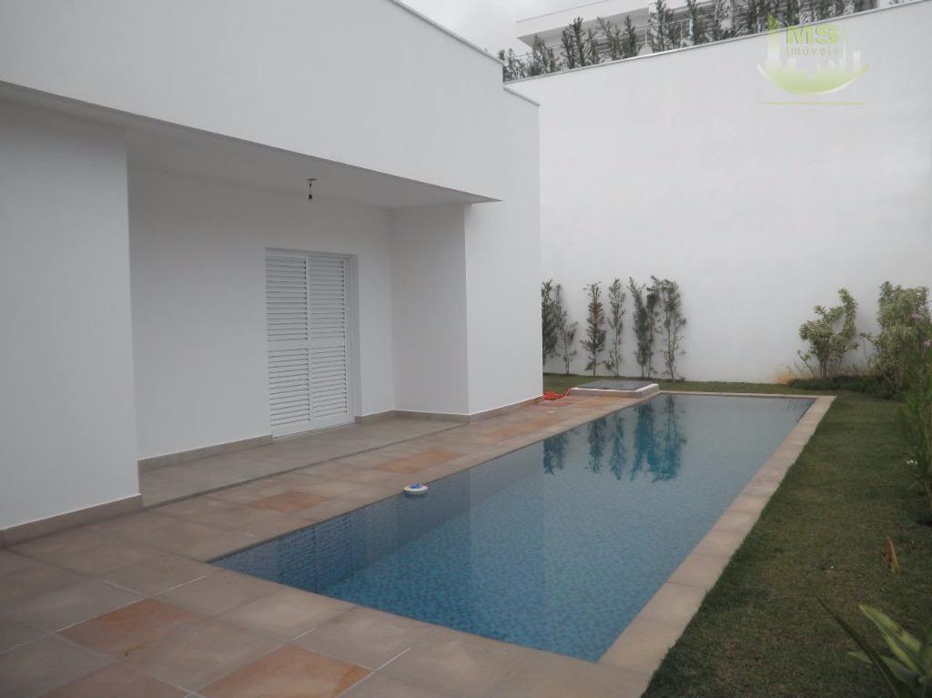 casa nova ,maravilhosa alphaville campinas , 4 suítes rica em armários piscina , vale a pena...