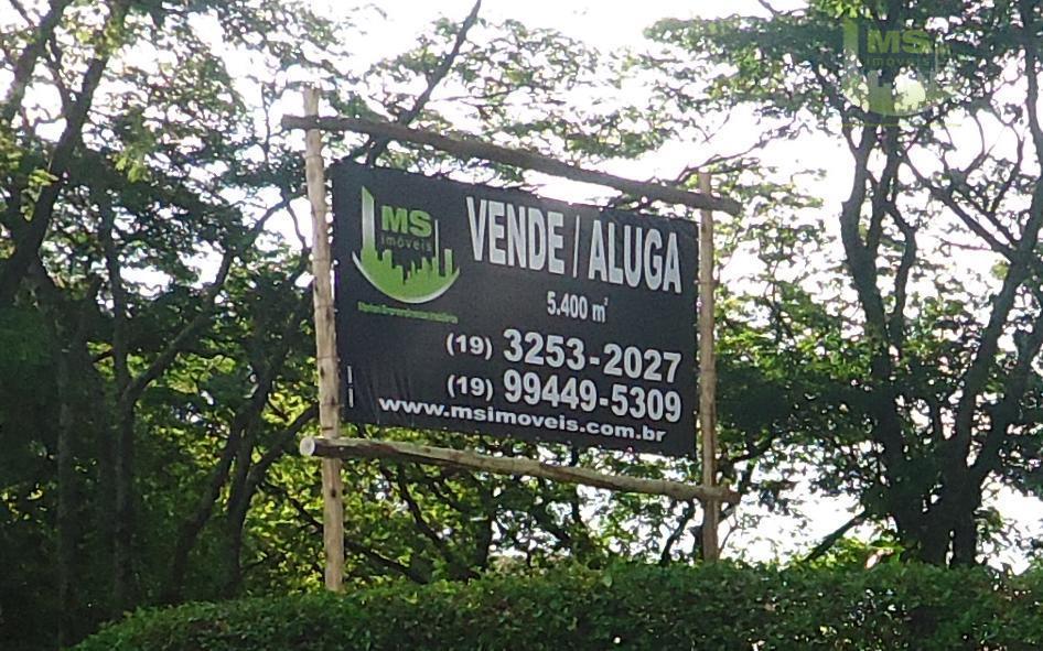 Área residencial à venda, Vila Boa Esperança, Valinhos - AR0002.