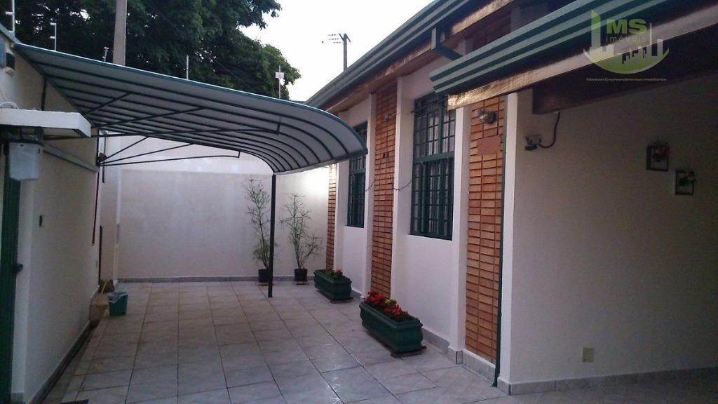 Casa  residencial à venda, Jardim Alto da Barra, Campinas.