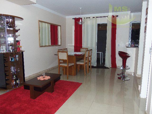 Casa residencial para locação, Parque Imperador, Campinas.