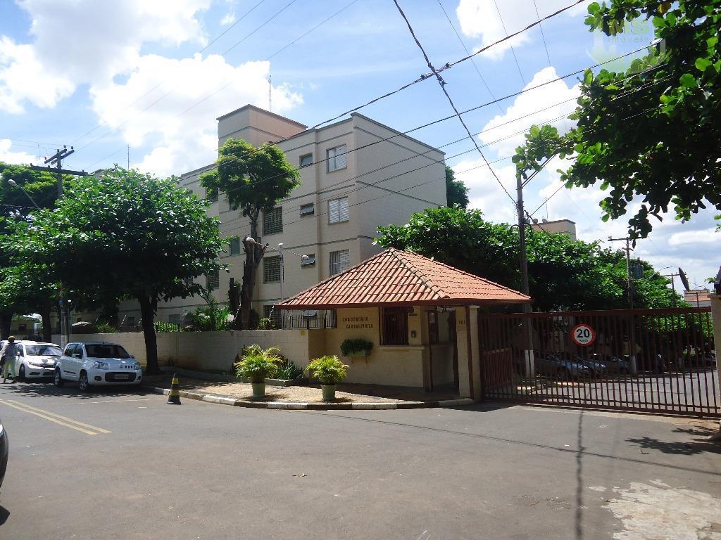 Apartamento residencial à venda, Chácara da Barra, Campinas - AP1159.