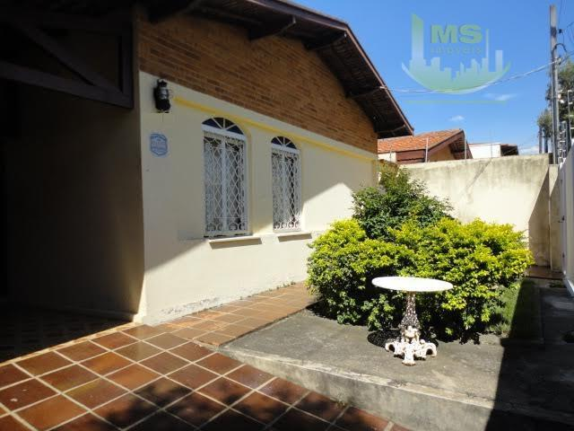 Casa residencial à venda, Jardim Paraíso, Campinas.