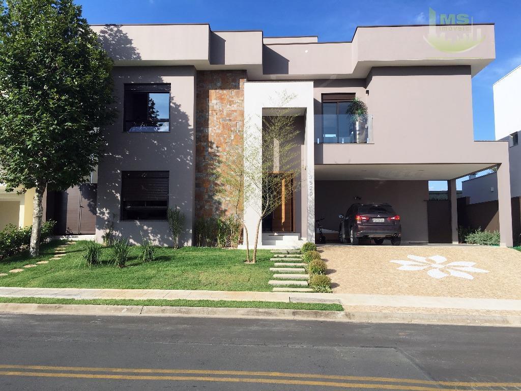 Casa residencial à venda, Jardim Vila Paradiso, Indaiatuba - CA0384.