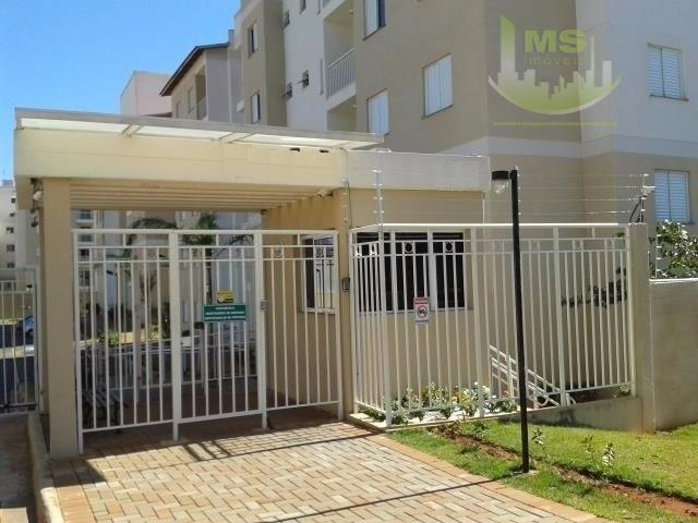 Apartamento residencial à venda, Jardim Santa Genebra, Campinas.