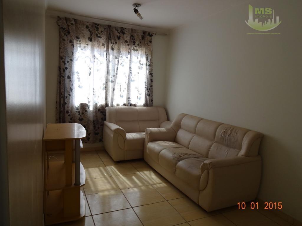 lindo apartamento totalmente reformado, living para 2 ambientes, 2 dormitórios e 1 wc. portaria 24 horas....