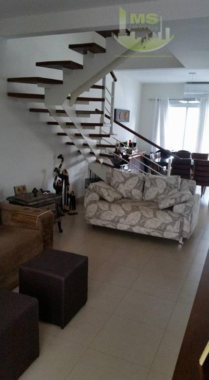 Casa residencial à venda, Jardim das Palmeiras, Campinas.