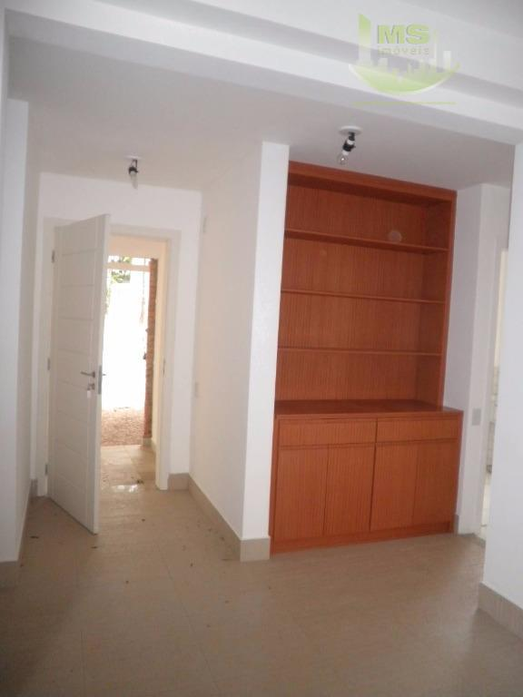 lindo sobrado ,ótima localização ,próximo ao shopping iguatemi, sala para dois ambientes, 3 suítes , rico...