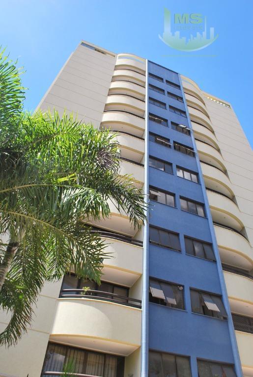 Apartamento residencial à venda, Cambuí, Campinas - AP1367.