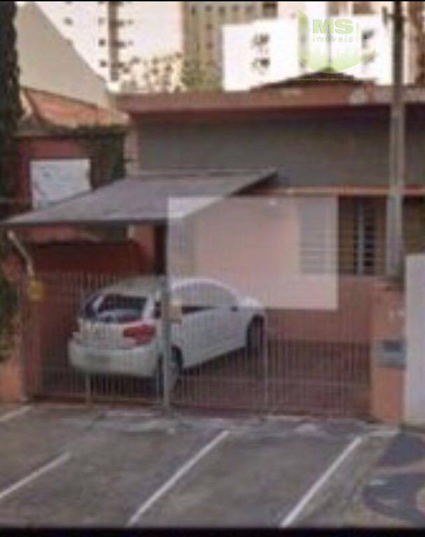 Casa residencial à venda, Cambuí, Campinas.