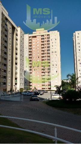Apartamento residencial à venda, Vila Georgina, Campinas.