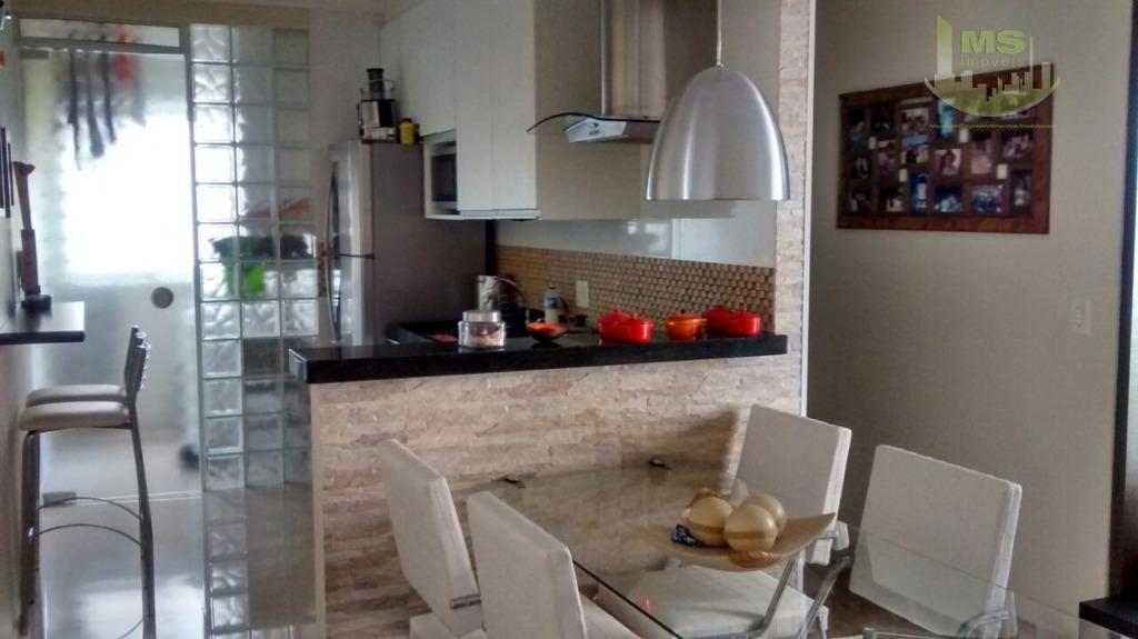 Apartamento residencial à venda, Swift, Campinas - AP1503.