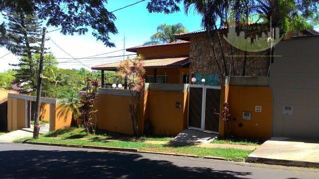 Casa residencial para locação, Parque Taquaral, Campinas.