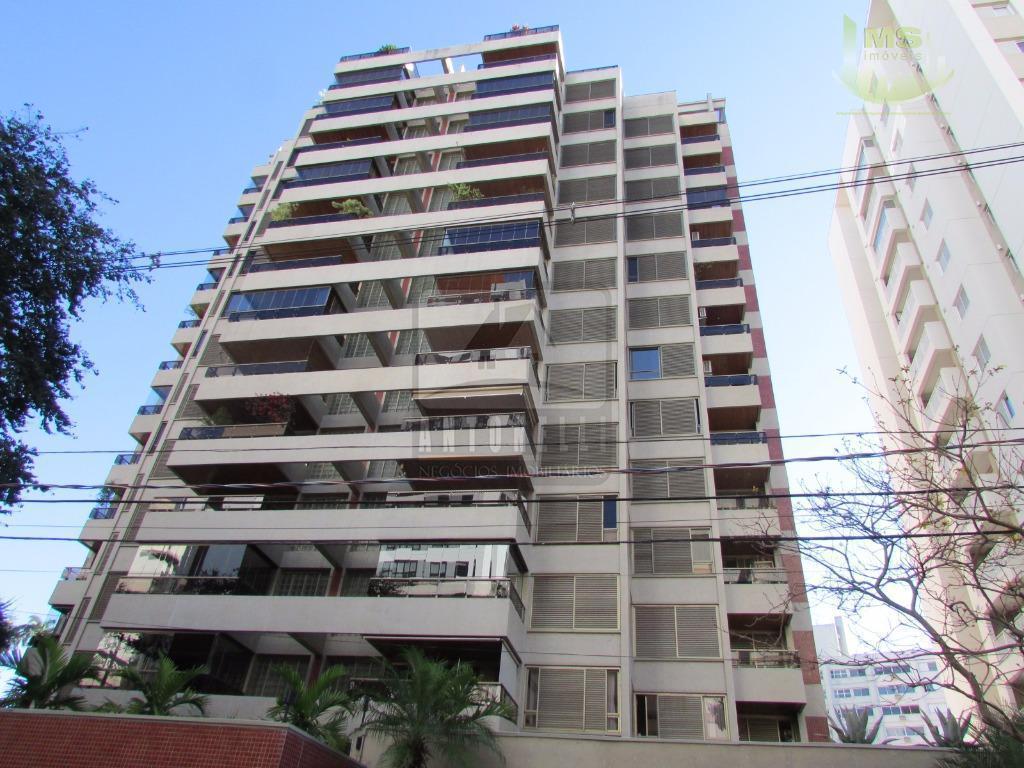 Apartamento residencial à venda, CambuíP, Campinas.
