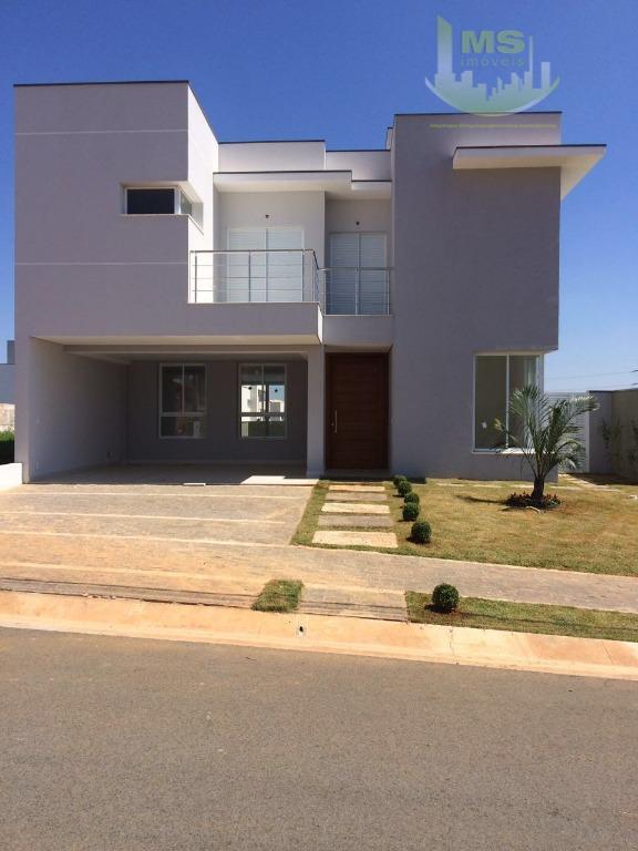 Casa residencial à venda, Swiss Park, Campinas - CA0509.