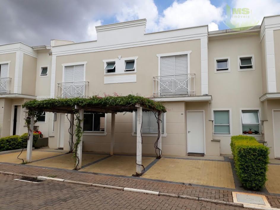 Casa residencial à venda, Parque Imperador, Campinas - CA0536.