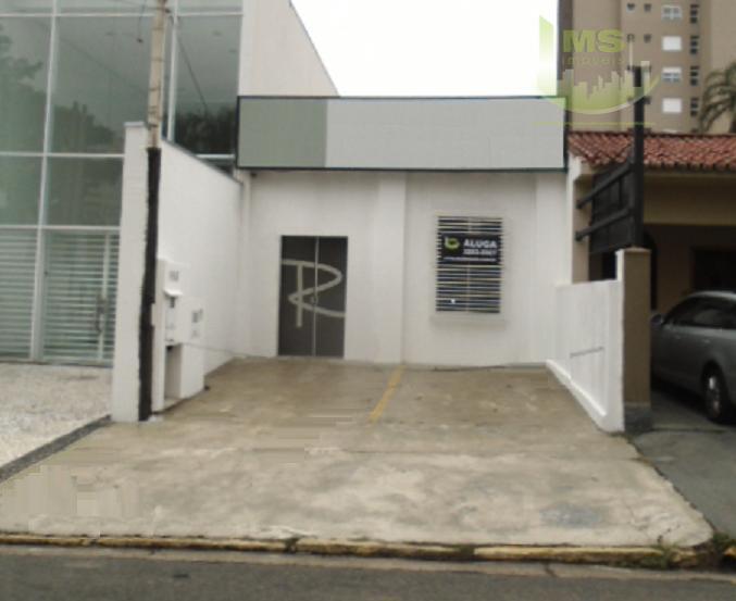 Casa comercial para locação, Cambuí, Campinas - CA0543.