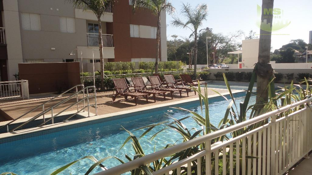 Apartamento residencial para locação, Parque União, Jundiaí.
