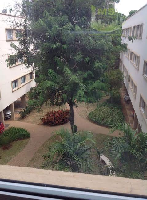 Apartamento residencial para locação, Nova Campinas, Campinas.
