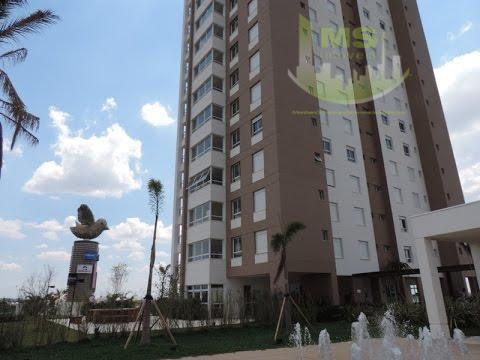 Apartamento residencial à venda, Parque das Flores, Campinas.