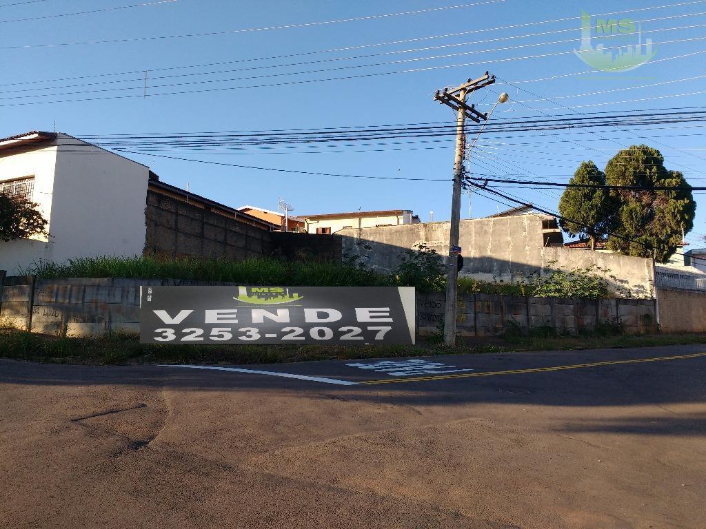 Terreno residencial à venda, Jardim Chapadão, Campinas.