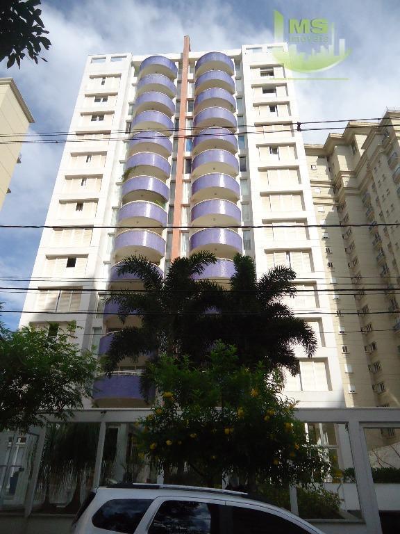 Apartamento residencial para locação, Cambuí, Campinas.