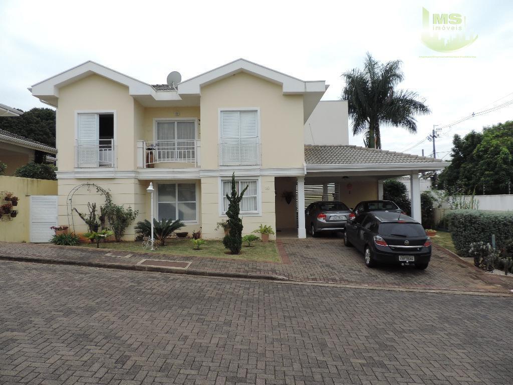 Casa residencial à venda, Parque Taquaral, Campinas.